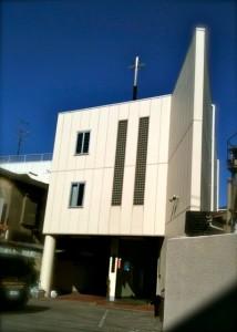 西新井教会1