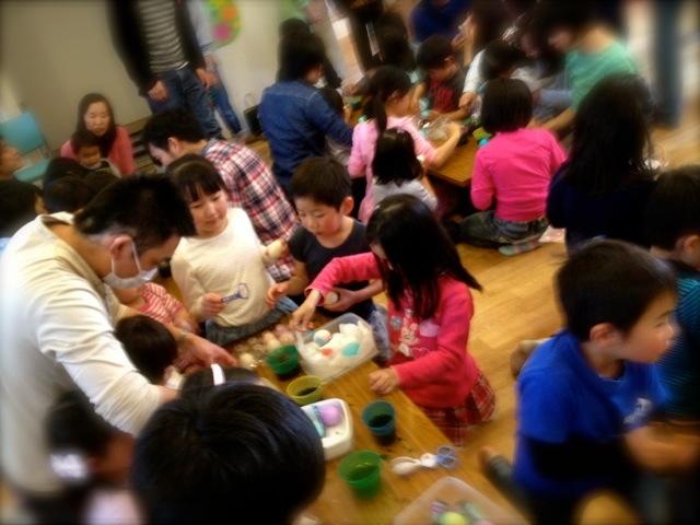 イースターフェスティバル・2014 恵泉キリスト教会 つくばグレースチャペル(つくば市研究学園)3