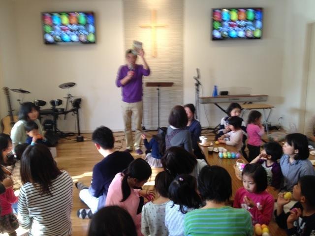 イースターフェスティバル・2014 恵泉キリスト教会 つくばグレースチャペル(つくば市研究学園)5
