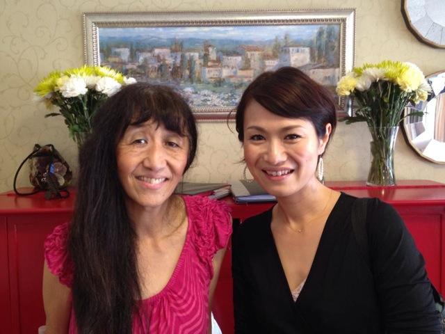 NCM2_Michiko Hill & Hazuki Kawase