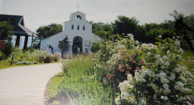 長野/手作りの教会