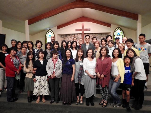ローリングヒルズカベナント教会 日本語ミニストリー2