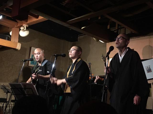 【報告:日本ミッションツアー2016 】仏教と基督音楽の集い!at 下北沢・ラカーニャ