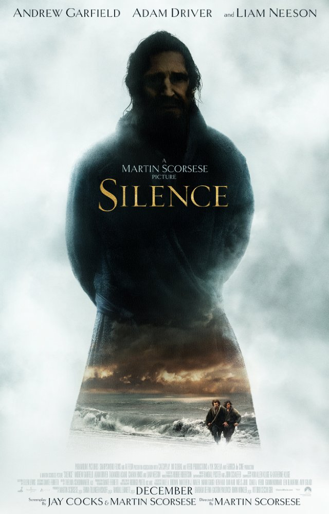 映画『沈黙-Silence-』を観て来ました。