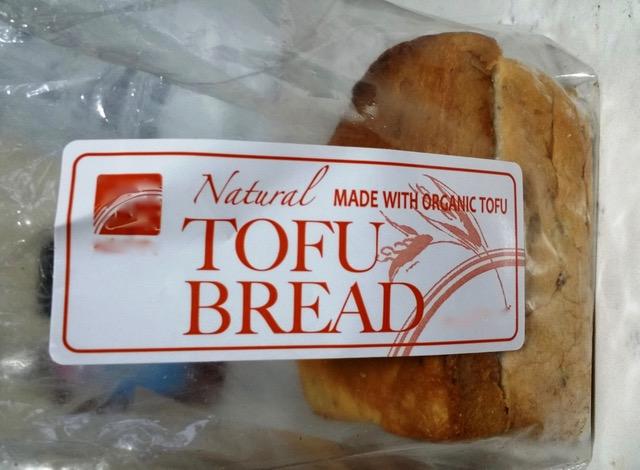 Tofu Bread