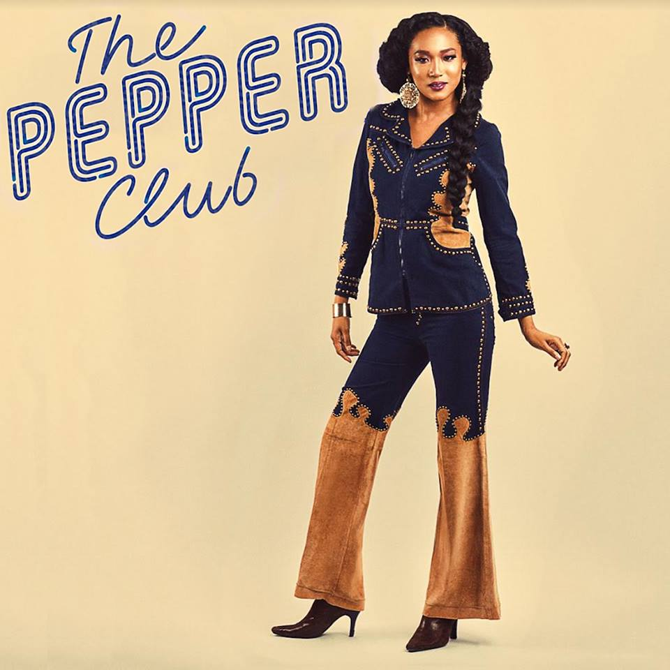 """The Pepper Club"" Judith Hill"