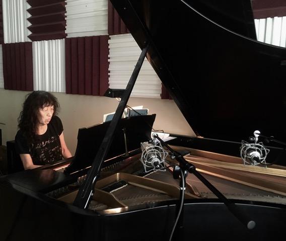 "NCM2 ニューアルバム""NCM2 Sings Bach""の制作が始まりました。"