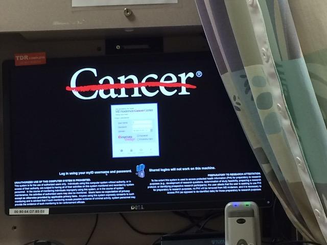 壮絶な一年間の闘いが終わり、夫の肺癌が消えました。ハレルヤ、感謝