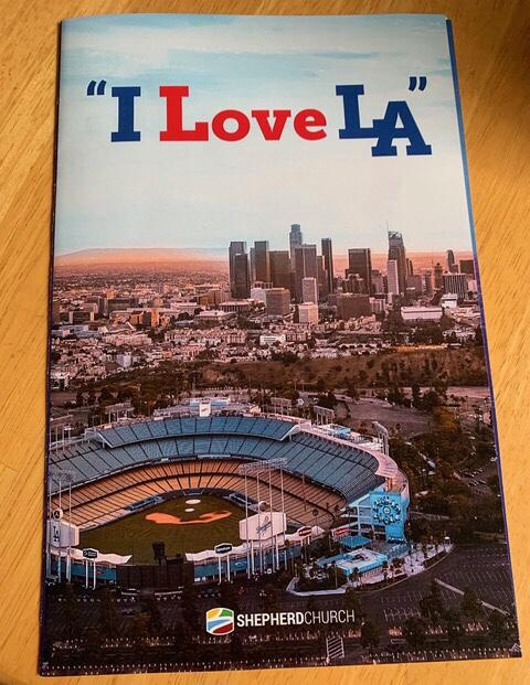 心の平安を与えて下さる方 | I love LA