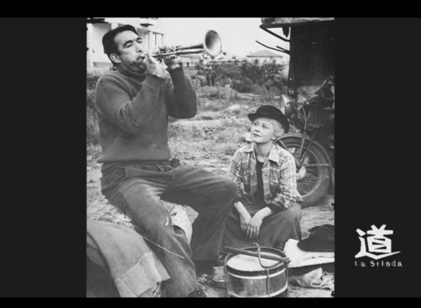 亡き母の思い出とフェデリコ・フェリーニ監督の映画「道」